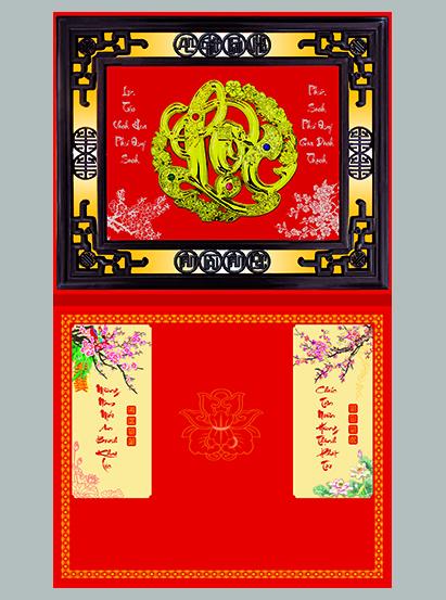 Bìa Khung Ngọc Đại