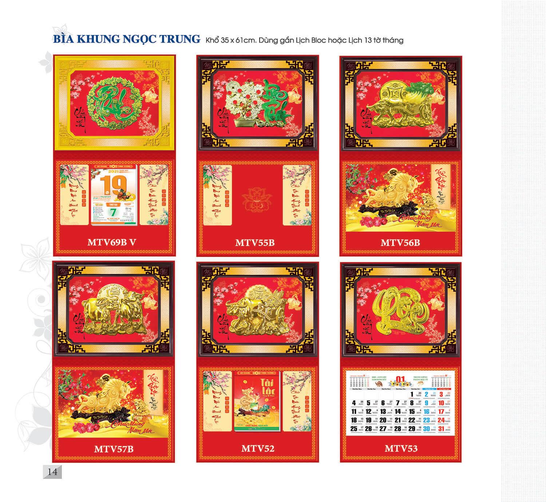 Bìa Khung Ngọc Trung